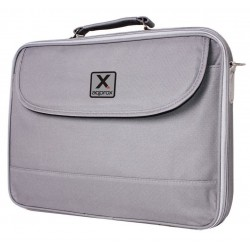 """Laptop Briefcase 15 """"Approx APPNB15G Gray"""