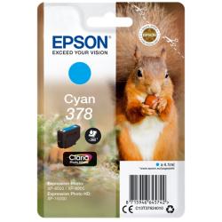 EPSON CARTUCHO T3782 CIAN...