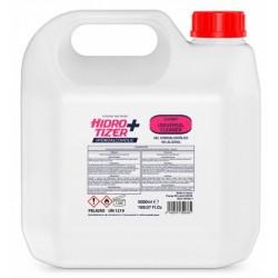 Solución Hidroalcohólica Hidrotizer Plus Garrafa Fragancia Cherry 5L