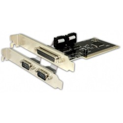 Parallel PCI card 1 and 2 Approx Series