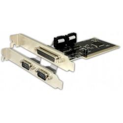 Tarjeta PCI 1 Paralelo y 2 Serie Approx