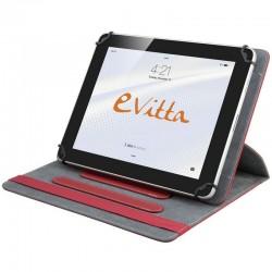 """Funda para Tablet de 10"""" E-Vitta Rotate 360 Roja"""