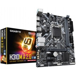 GIGABYTE PLACA BASE H310M-A...
