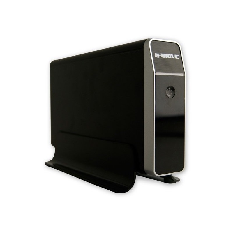 "Caja USB Disco 3,5"" IDE/SATA B-Move Shelter"