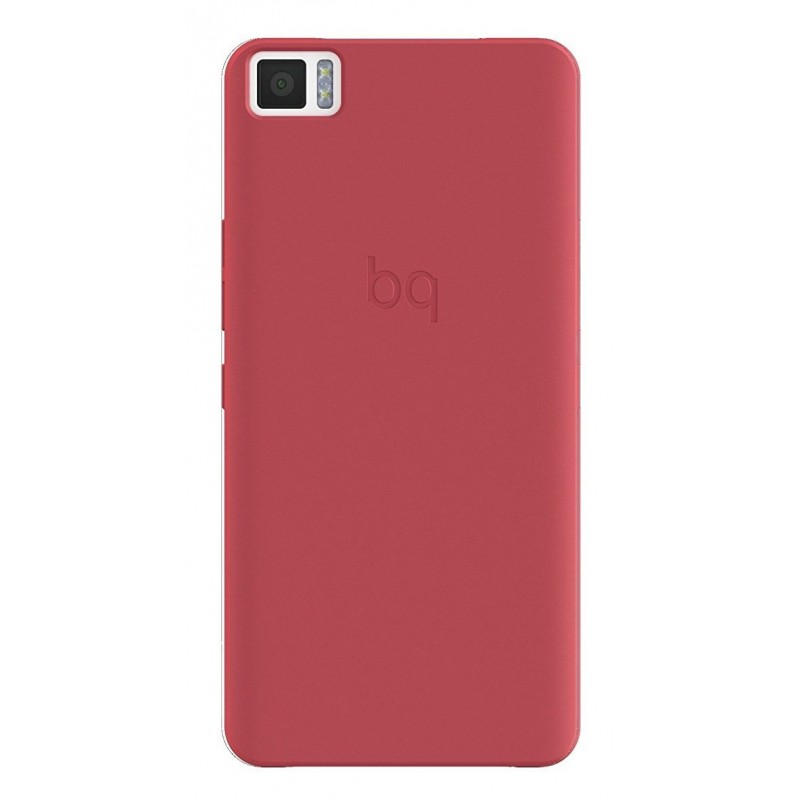 Funda para Bq Aquaris A4.5/M4.5 Candy Cereza