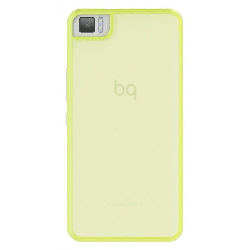 Funda para Bq Aquaris A4.5/M4.5 Gummy Verde
