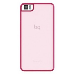 Bq Aquaris M5.5 Case for Gummy Rosa