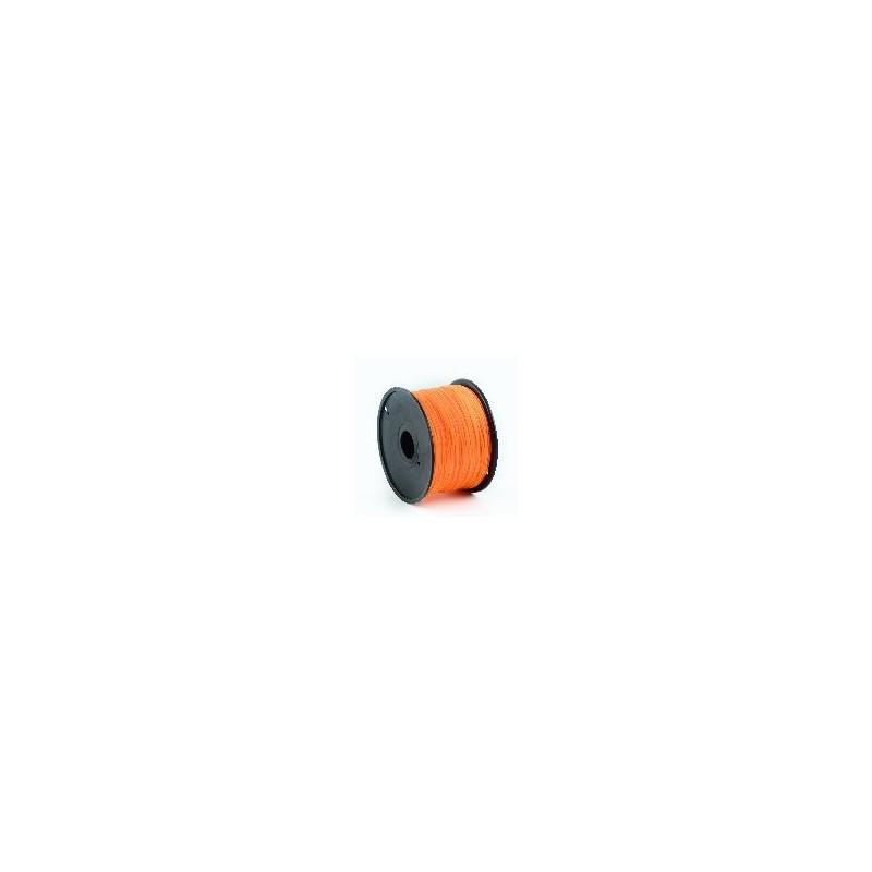 Gembird Filamento 3D Pla 1,75Mm Naranja