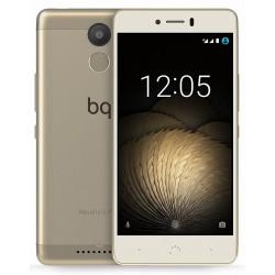 Smartphone Bq Aquaris U Plus Blanco/Dorado