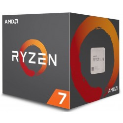 Procesador AMD Socket Am4 Ryzen7 1700 3,7Ghz