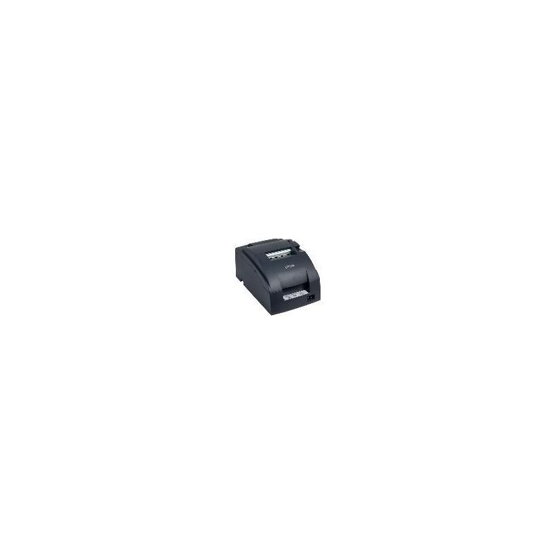 Impresora De Ticket Epson Tm-U220D Usb Negra