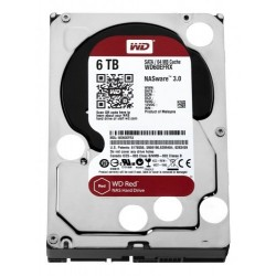"Disco Duro SATA 3,5"" 6TB WD Red"