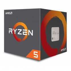 Procesador AMD Socket Am4 Ryzen5 1600X 3,2Ghz