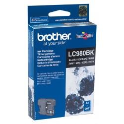 Brother LC980BK Black Ink