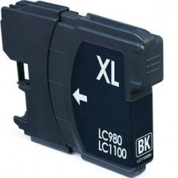 Compatible Ink Brother LC980 / 1100 Black