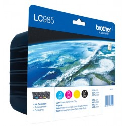 Tinta Brother LC985 Pack de...