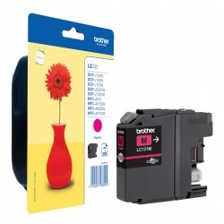 Brother LC121M Magenta Ink