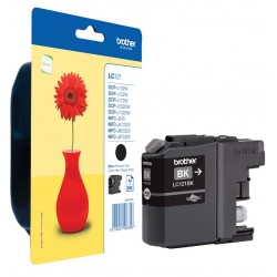 Tinta Brother LC121BK Negro
