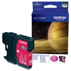 Brother Magenta Ink LC1100M