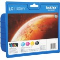 Brother LC1100 Ink XL Pack 4 Colors