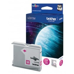 Brother LC970M Magenta Ink