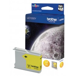 Tinta Brother LC1000Y Amarillo