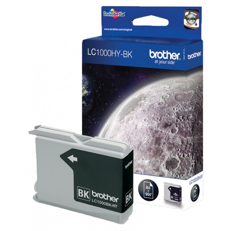 Tinta Brother LC1000BK XL Negro