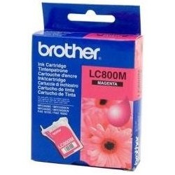 Brother LC800M Magenta Ink