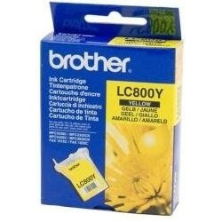 Tinta Brother LC800Y Amarillo
