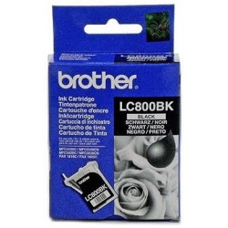 Tinta Brother LC800BK Negro