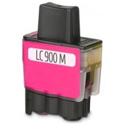 Compatible Brother LC900 Magenta Ink
