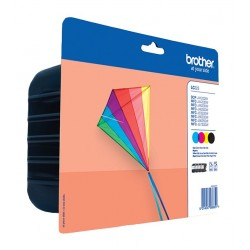 Tinta Brother LC223 Pack de...