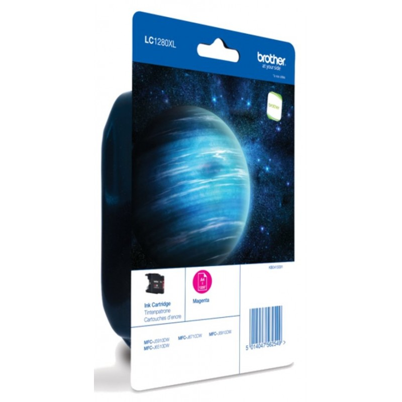 Tinta Brother LC1280XLM Magenta