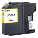 Tinta Brother LC22EY Amarillo