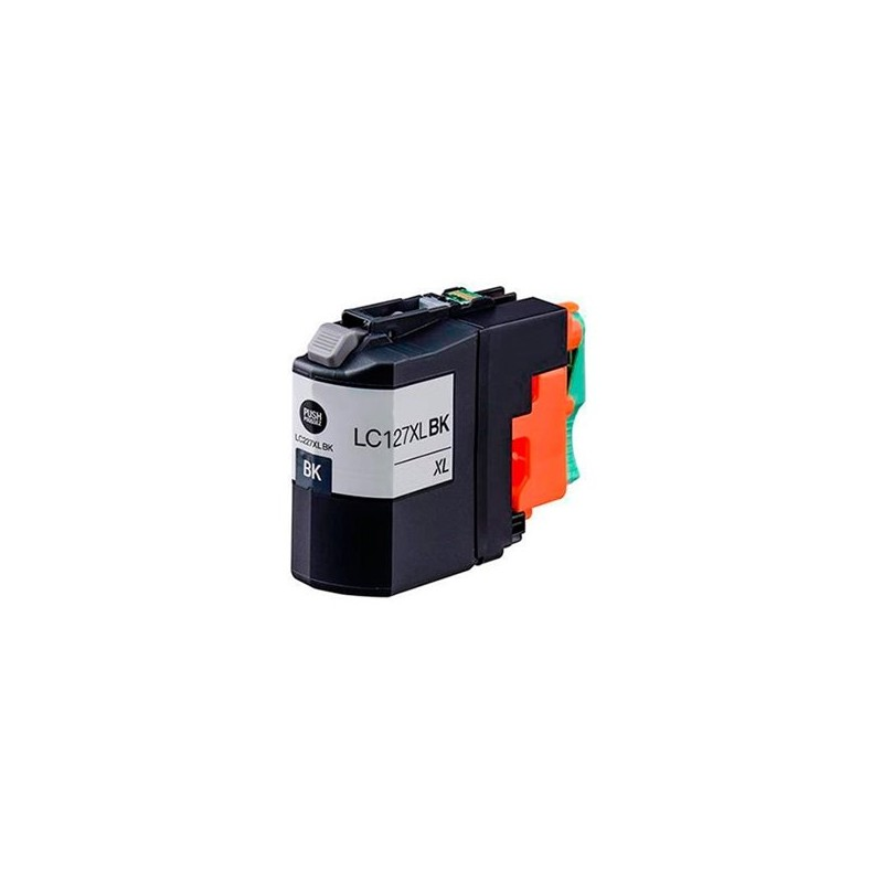 Brother Compatible Black Ink LC127XL