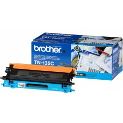 Brother TN135C Cyan Toner