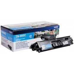 Brother TN900C Cyan Toner
