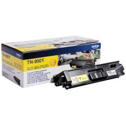 Brother TN900Y Yellow Toner