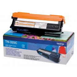Brother TN325C Cyan Toner