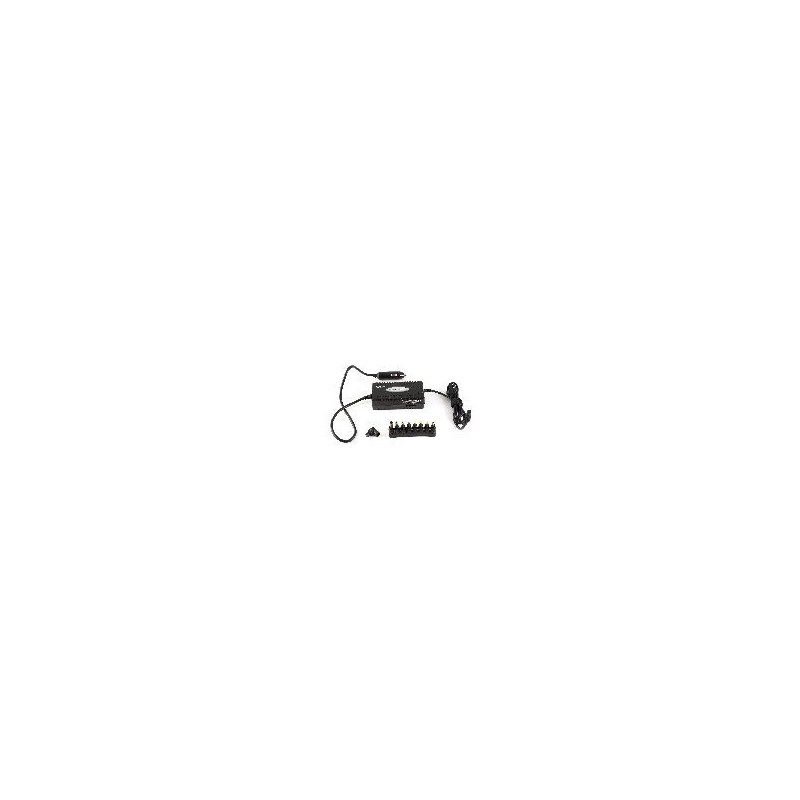 Gembird Cargador Portatil Uni. 80W Para Coche