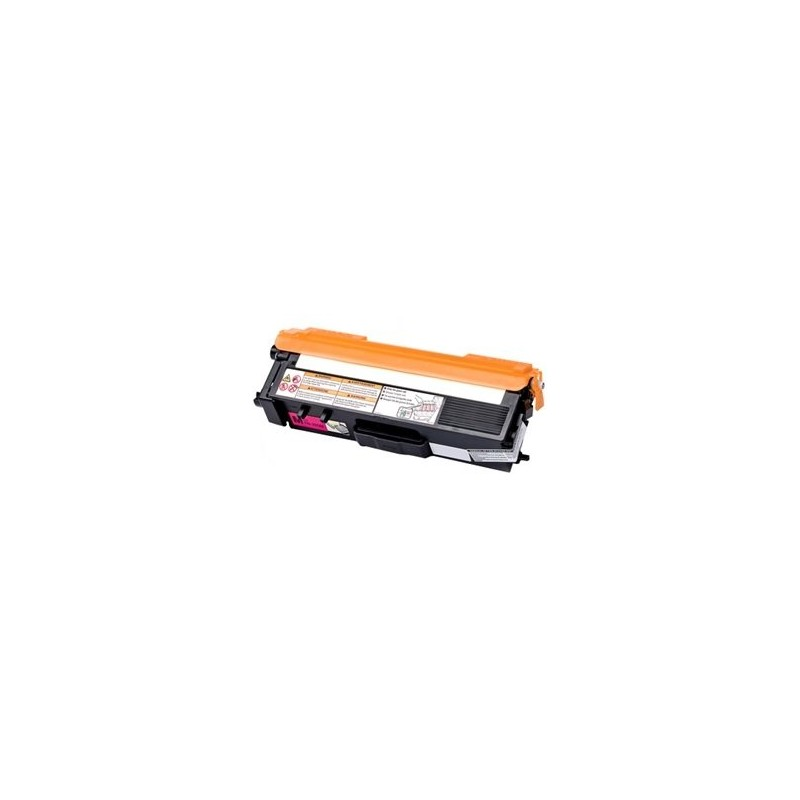 Compatible Brother TN325 Magenta Toner