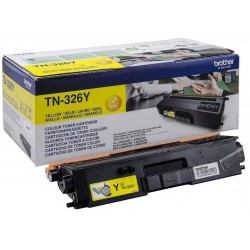 Brother TN326Y Yellow Toner