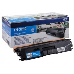 Brother TN326C Cyan Toner