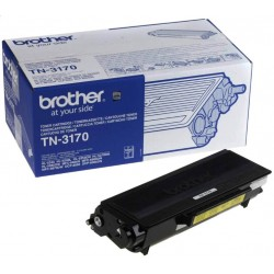 Tóner Brother TN3170 Negro