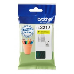 Tinta Brother LC3217Y Amarillo