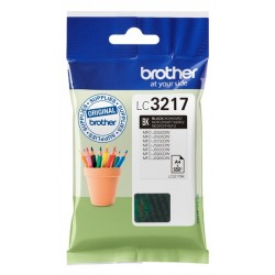 Tinta Brother LC3217BK Negro