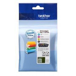 Tinta Brother LC3219XL Pack de los 4 Colores