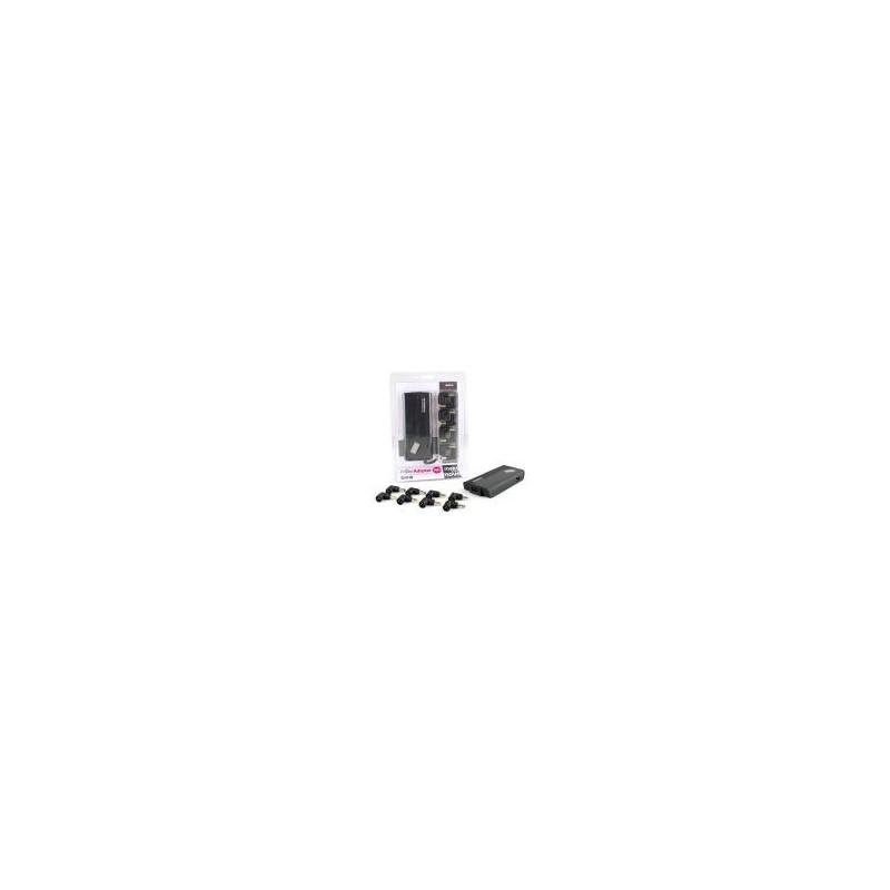 B-Move Cargador Slim 100W Usb Con Pantalla Lcd