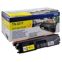 Brother TN321Y Yellow Toner