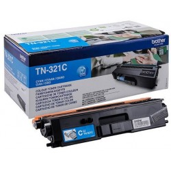 Brother TN321C Cyan Toner